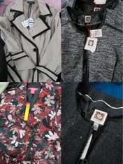 15pc Big Brand Designer Womens COATS #15304x (i-3-2)
