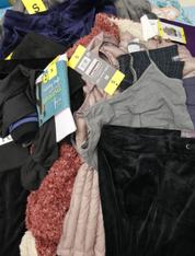 16+pc Jackets LEGGINGS Sweats & More SMALL #15314Y (i-5-2)