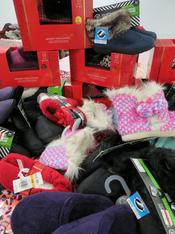 3pc Grab Bag Slippers ISOTONER Charter Club #15330Y (i-2-6)
