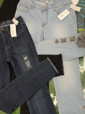 10pc $600 in Maison Jules JEANS #15331Y (i-2-7)