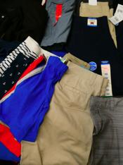 29+pc BOYS PANTS Shorts SETS #15354z (m-2-4)