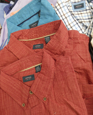 20pc MENS Button Up Shirts #15422B (o-5-7)