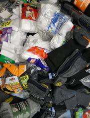 6+pc GRAB BAG MENS Socks & SETS #15425B (p-2-3)