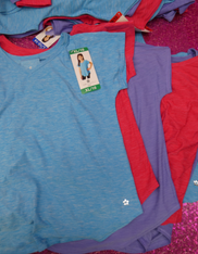 3pc GIRLS Grab Bag Dri-Fit Tees #15446C (o-3-2)