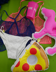 33pc $3.99 VS & PINK Swim #15487E (q-3-4)