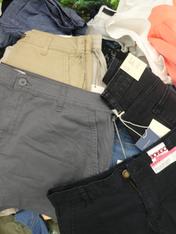 8pc GRAB BAG Womens Assorted SHORTS #15498E (n-4-2)