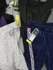4pc GRAB BAG Sweatpants FILA Champion &More #15536H (n-2-5)