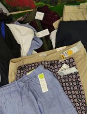 14pc WOMENS Charter Club PANTS & Jeans #15570i (n-5-6)