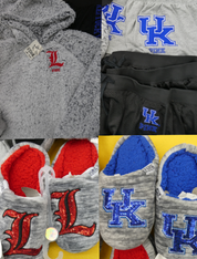25pc VS PINK Kentucky! Pullovers SHORTS +More #15629L (v-2-5)