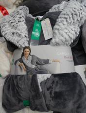 3pc MEGA DEAL Luxury Womens Fur Robes #15667M (e-1-4)