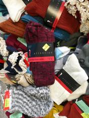 18 PAIRS! $72 in Grab Bag Socks #15668M (j-3-2)