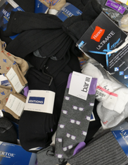 30+ MENS Designer Sock Sets & Socks #15739R (m-2-5)