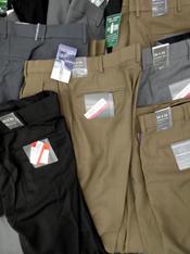 3pc MENS Grab Bag Covington Dress Pants #15744R (q-1-3)