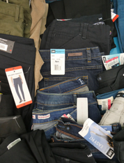 20pc Assorted Womens Jeans / Pants #15754T ()