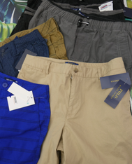 12pc BOYS Joggers & Shorts - Ralph Lauren & More #15800x (q-1-1)