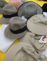 16pc $3.99 Womens SUNHATS & Hats  #15886KY (L-1-4)