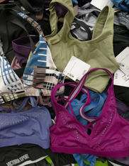 25pc $6! VS Sports Bras #15922A (k-2-4)