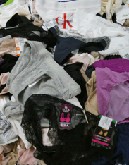 51pc Big Brand PANTIES! Store Returns #15963C (h-5-3)