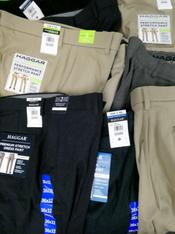 10pc MENS HAGGAR Pants #16079BH ()