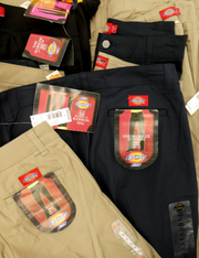 4pc GRAB BAG Dickies Work Pants #16208R ()