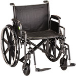 Nova Heavy Duty Steel Wheelchair 5220S 5240S