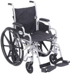 Drive Poly-Fly Lightweight Wheelchair Transport Chair