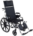 Viper Plus Lightweight Full Reclining Wheelchair by Drive