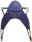 Hoyer Padded Divided Leg Sling with Head Support by Lumex