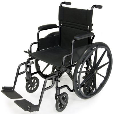 Navigator in wheelchair mode with black frame