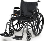 Traveler L3 Plus Lightweight Wheelchair by Everest & Jennings