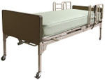 Shown with Half Length Bed Rails