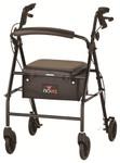 Nova Vibe 6S Steel Rolling Walker 4235
