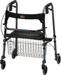 Nova Cruiser De-Light Folding Rolling Walker 4010