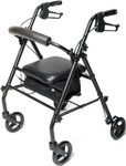 "Walkabout Steel Rollator with 6"" Wheels RJ5500 by Lumex"
