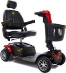Golden Buzzaround LX Luxury 4-Wheel Scooter GB149