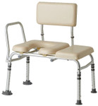 Guardian Padded Transfer Bench with Cut-Out 98013KD