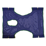 Mesh Polyester Patient Sling with Commode 9047 by Invacare