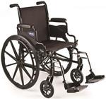 9000 SL Lightweight Invacare Wheelchair