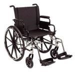 Heavy Duty Lightweight Invacare 9000 XDT Wheelchair