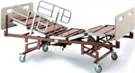 Bariatric Full Electric Hospital Bed BAR750 by Invacare