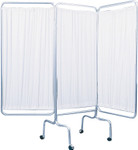 Drive 3-Panel Privacy Screen 13508 with Wheels