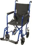 Lightweight Aluminum Transport Wheelchair by Drive