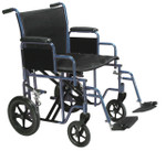 Drive BTR Heavy Duty Transport Wheelchair