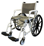 Tuffcare Commode Shower Wheelchair S970