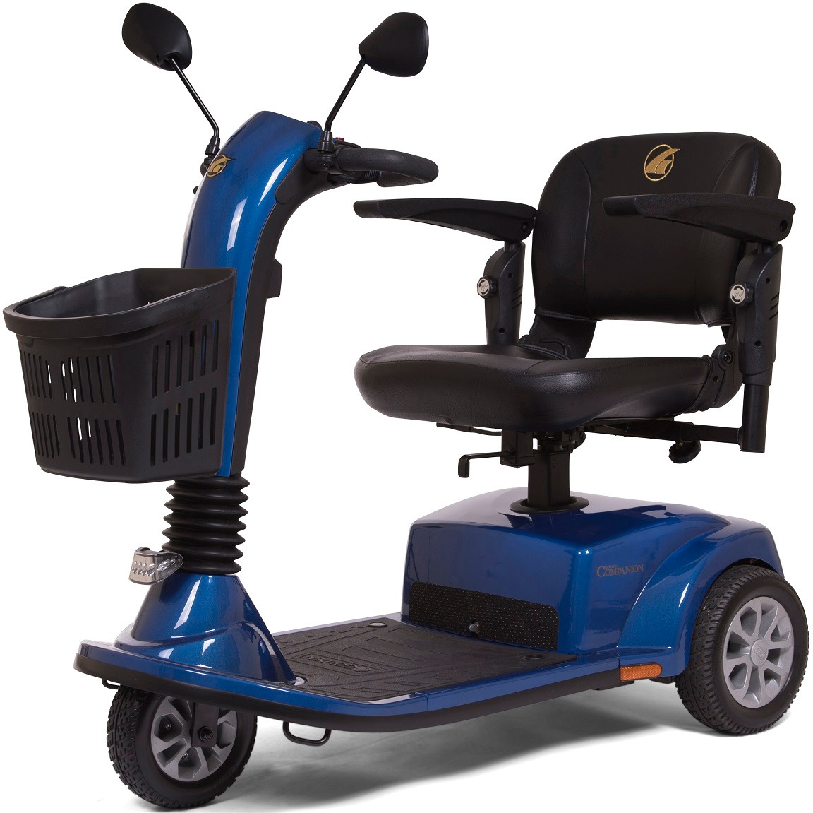 Companion GC340 Full Size 3-Wheel Scooter by Golden