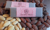 Almond and Panama plain chocolate Gianduja