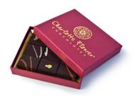 Wild winter selection, 9 chocolates