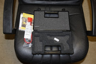 WALTHER P22 FACTORY HARD CASE WITH MANUAL and Lock - 68786.