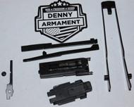 Mossberg 590 A! 12ga internal parts kit Bolt, Slide, Ejector, elevator, side bars