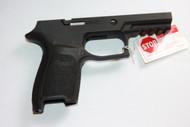 SIG SAUER P250/P320 Grip Module Assembly, Compact, Medium, 9mm, .357 Sig, .40 S&W- Black